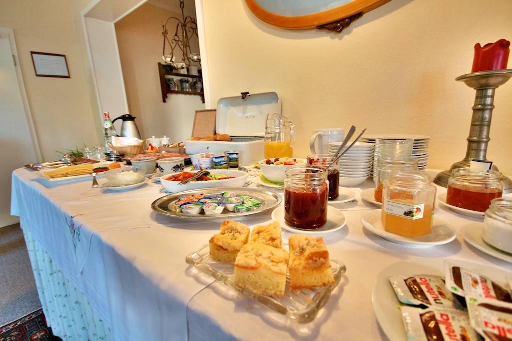 Frühstück | Buffet